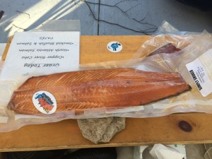 Boston Smoked Fish Co. Simply Smoked Atlantic salmon
